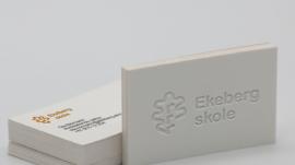 logo, ekeberg skole